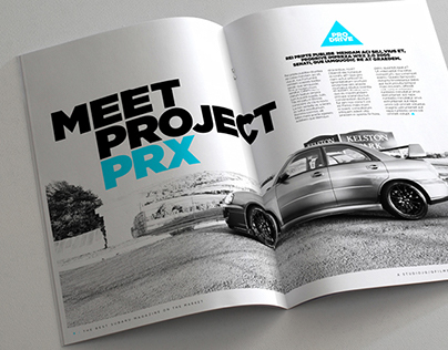 Project PRX Magazine