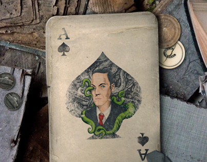Ace of Spades: H.P. Lovecraft