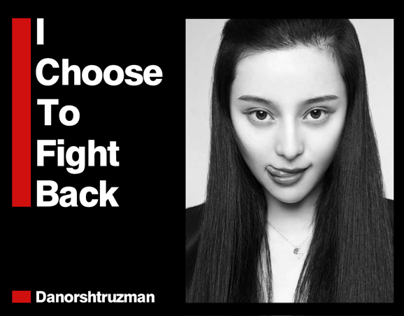 I CHOOSE TO FIGHT BACK