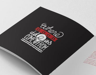 TED Talks On Creativity: Booklet