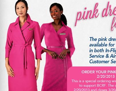 Delta Pink 2013