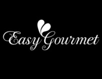 Easy Gourmet Catering identity & website