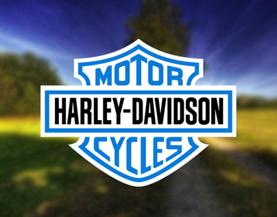 Harley-Davidson Logo Re-Creation & Branding