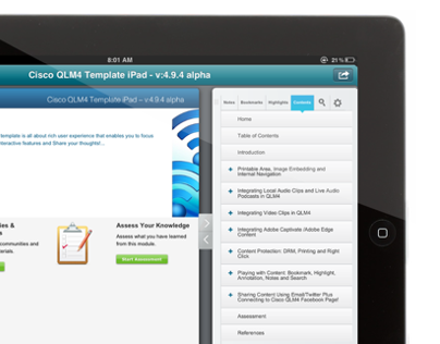 Cisco QLM4 : Study.Play.Share