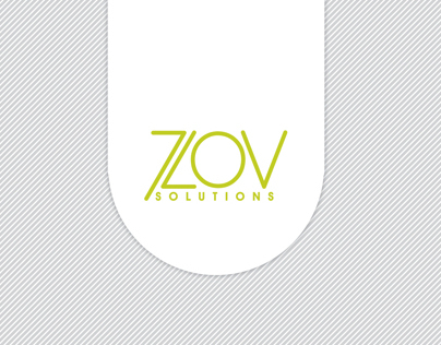 ZOV Solutions Corporate identity