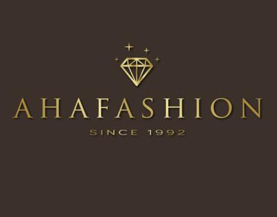 Logo Design | Aha Fashion