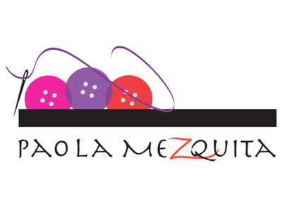 Paola Mezquita Fashion Logo