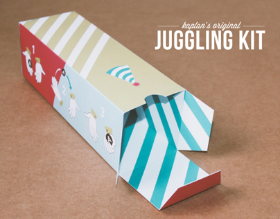 Juggling Kit and Infographic