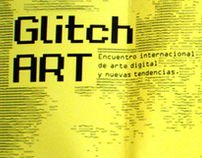 Glitch Art Event [Event Identity]