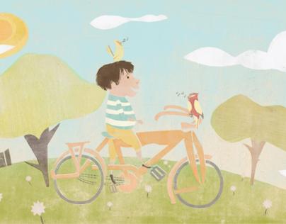 Springtime, Biketime