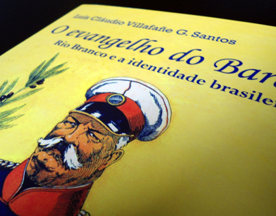 O Evangelho do Barão - Book Cover Project