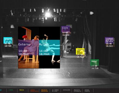 TAGV Website: Redesign