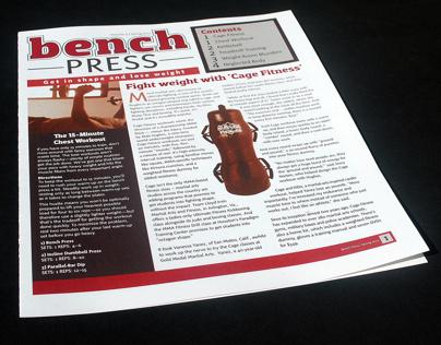 Bench Press Newsletter