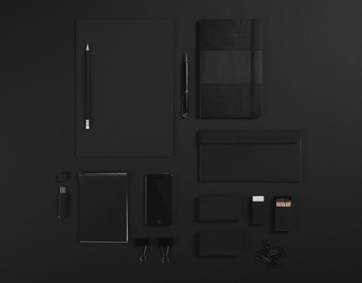 Stationery / Branding / Identity Mock-up