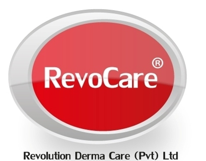 RevoCare ( Revolution Derma Care) Logo And Stationary