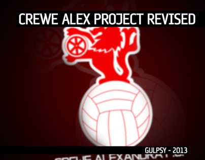 CREWE ALEXANDRA - REBRANDING PROJECT (REVISED)