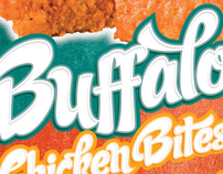 Buffalo Bites Display Graphics