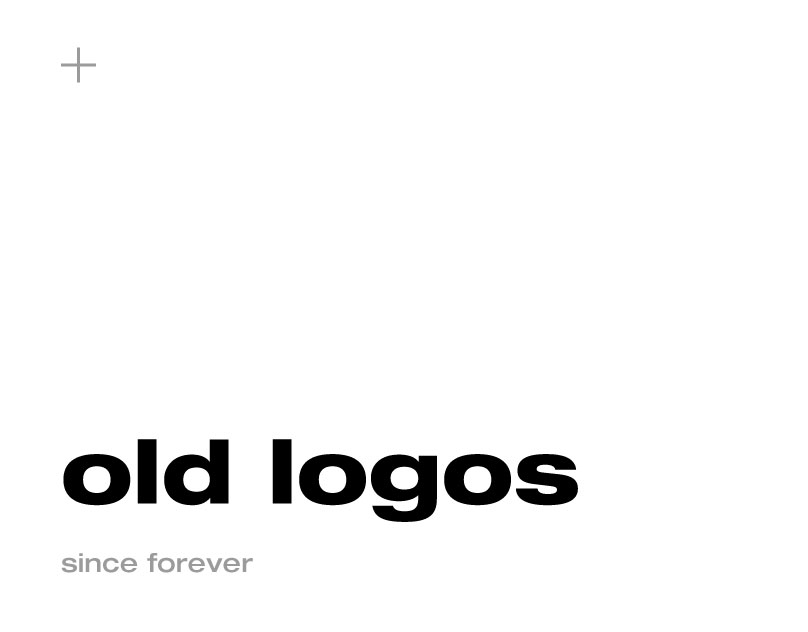 logos from the past