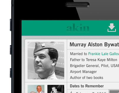 Akin iOS App
