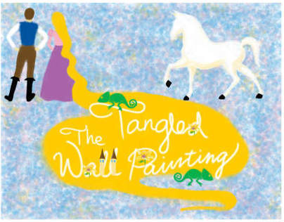 Tangled- The Wallpainting Style Guide