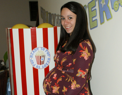 Ready to POP! Baby Shower