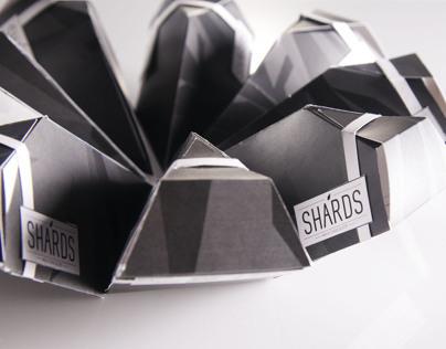 Shards - Milk Chocolate | Package Design