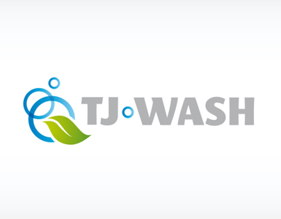 Logo - TJ WASH (freelancer)
