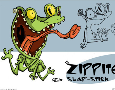 Zippites Slap-stick
