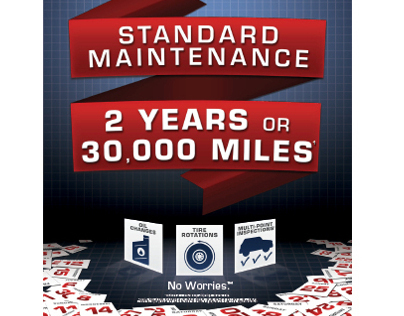 Chevy Certified Pre-Owned Maintenance