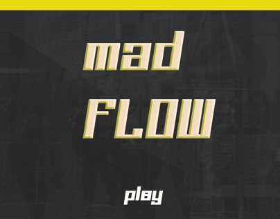 Mad Flow: an iOs rhythm game