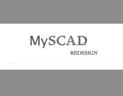 My SCAD Site Redesign