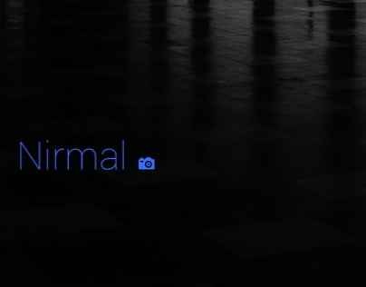 Nirmals photography website