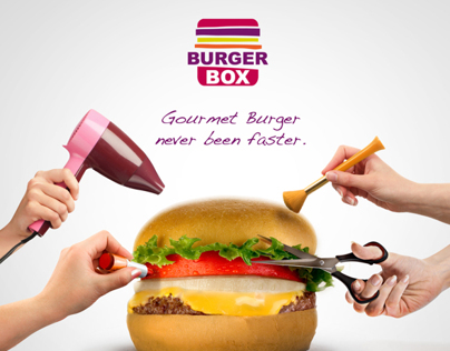Burger Box - Kuwait