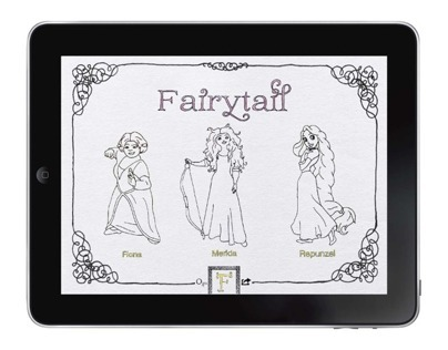 Mobile App: Fairytail
