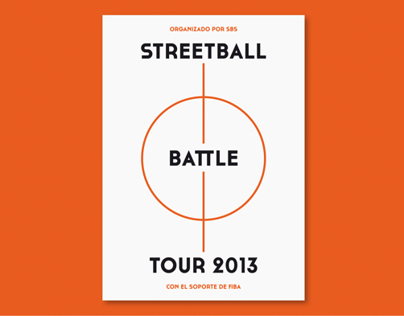 Streetball Battle Tour 2013