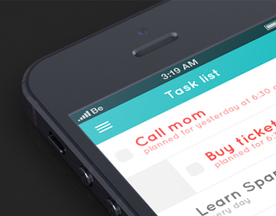 iPhone UI Design – Misc