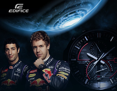 Casio Edifice Website
