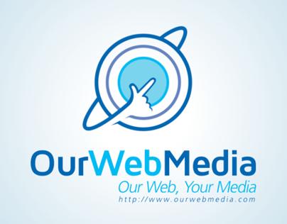 Logo Animation : OurWebMedia