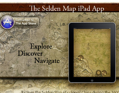 The Selden Map iPad App
