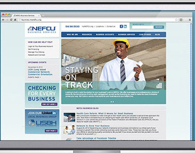 NEFCU Business