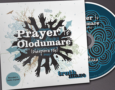 Truthmaze Prayers to Olodumare CD