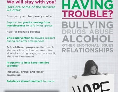 St. Louis County Youth Helpline Brochure