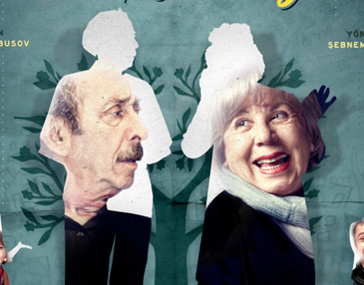 Eski Moda Komedya/Old Fashion Comedy Theatrical Poster