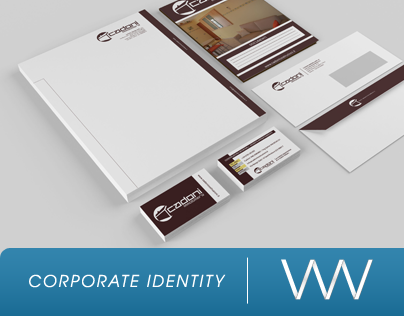 BRAND IDENITY - CORPORATE DESIGN - CADONI