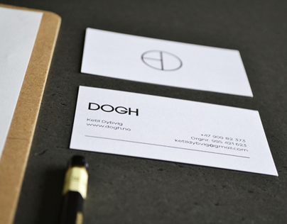 Graphic Identity: DOGH