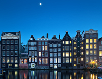 Amsterdam in places