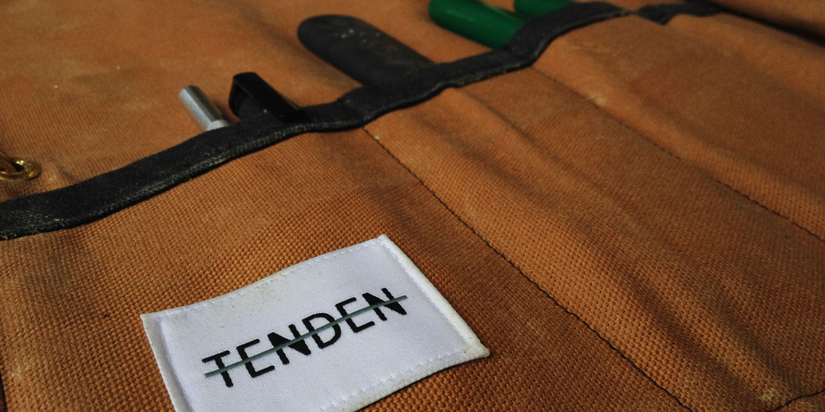 Tenden Clothing Identity