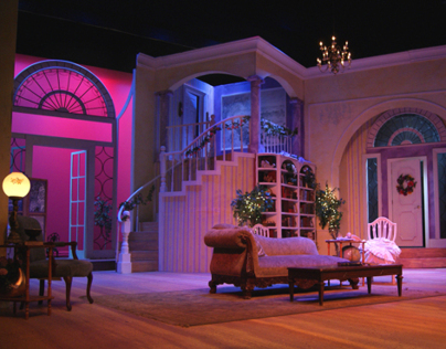 Leading Ladies- Set Design
