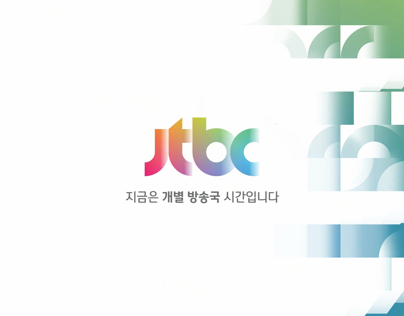 JTBC channel package design 2013
