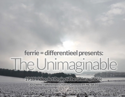 1918 Video Art Project The Unimaginable